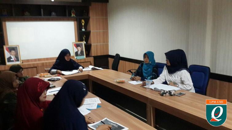 Audit Mutu Internal Fakultas Sastra dan Farmasi UMI