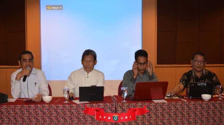PPs dan LPM UMI, Tingkatkan Budaya Mutu