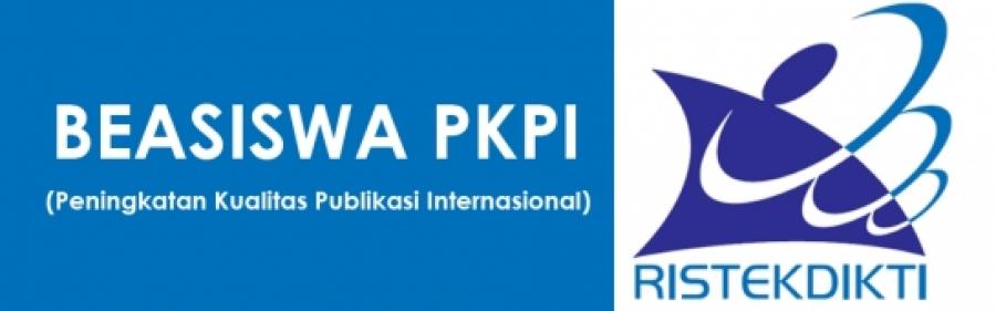 Pengumuman Tawaran Beasiswa Peningkatan Kualitas Publikasi Internasional (PKPI) Tahun 2018