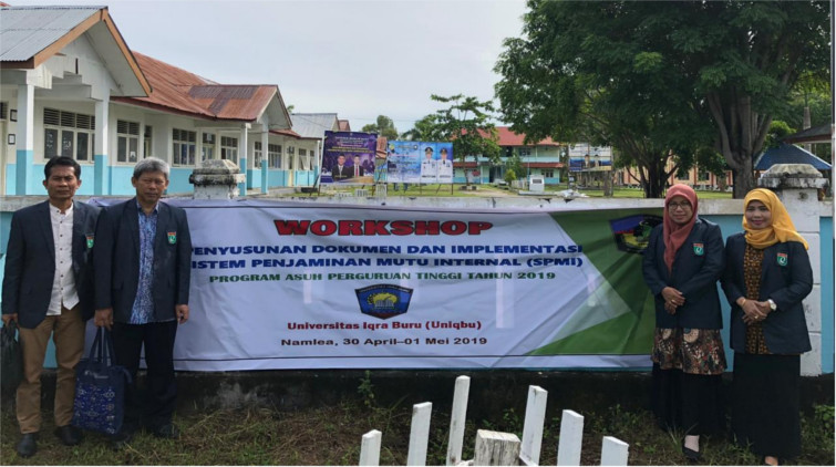 Lembaga Penjaminan Mutu UMI Laksanakan Workshop SPMI Program Asuh PT Unggul 2019