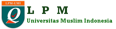 L P M : Universitas Muslim Indonesia