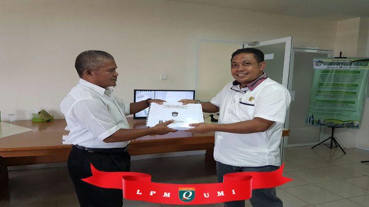 Rencana Mutu FAI-UMI T.A 2015-2016